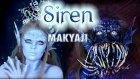 Siren Makyajı | Nyx Face Awards Türkiye Final - Cilt Bakımı