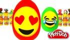 2 Emoji Sürpriz Yumurta Oyun Hamuru - Emoji Oyuncakları Cicibiciler Minyonlar Disney