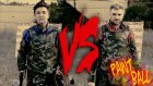 LeaflookRS VS Binbir Fikir Paintball Challenge | 1 VS 1