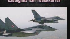 Rus Yapımı MIG-29 Avcı Uçağı