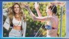 Sinem Kobal Bikinili Yakalandı (Magazin D)