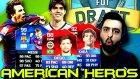 Amerikan Efsaneleri Ciktiii | Diego, Kaka | Fifa 16 Fut Draft Survivor | Ps4 Türkçe