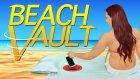 Plajda Değerli Eşyalarınızı Güvence Altına Alacak Harika Bir İcat: Beach Vault