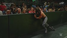 Roman Reigns vs. Seth Rollins-WWE World Heavyweight Championship - MITB 2016