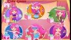 Strawberry Shortcake Dress Up Dreams Part 1 Kids Game - Çizgi Film Dünyası