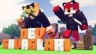 1 CANLA OYUNU KAZANDIK ! - Minecraft: Dev Savaşları #1