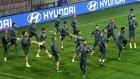 A Milli Takım, Çek Cumhuriyeti maçının hazırlıklarını tamamladı