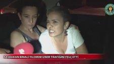 Binali Yıldırım'ın İzmir Trafiğini Felç Etmesi