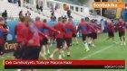 Çek Cumhuriyeti, Türkiye Maçına Hazır