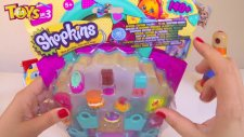 Cici Bici Shopkins Oyuncak Tanıtımı! Cicibici Sürpriz Paket Açıyoruz! 12li Shopkins Sezon 3!