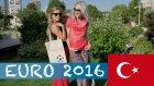Dıy: Euro 2016 Türkiye Batik T-Shirt Yapımı | Sebile Ölmez