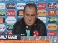 Fatih Terim -Türkiye'deki Tüm Matah işleri Ben Yaptım