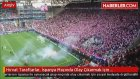 Hırvat Taraftarlar, İspanya Maçında Olay Çıkarmak için Örgütlendi