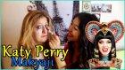 Kardeşim Bana Makyaj Yapıyor | Katy Perry