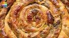 Nursel ile Ramazan Sofrası - Çarşaf Böreği Tarifi