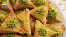 Nursel ile Ramazan Sofrası - Hamaylı Tatlısı Tarifi