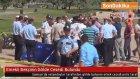 Samsun'da Emekli Bekçinin Gölde Cesedi Bulundu