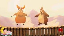 Sesli Çocuk Masalları Ayı Sam ile Geyik Mark (Çocuk Gelişimi) Animasyon
