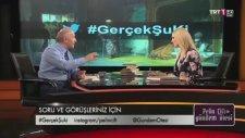 Tarihçi Ahmet Şimşirgil ile Fatih Terim Arasındaki Futbol Tartışması