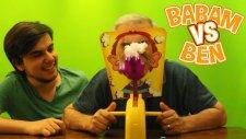 Babamla Birlikte Pie Face Oynadık !