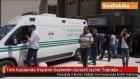Tren Kazasında Hayatını Kaybeden Suriyeli İşçiler Toprağa Verildi