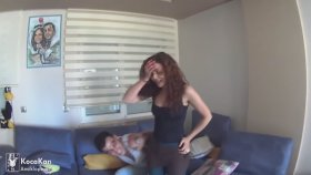 Türk Usulü Karımı Aldatıyorum Şakası