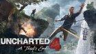 Uncharted 4 A Thief's End - Su Baskını - Bölüm 16 - Burak Oyunda