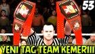 Yeni Tag Kemeri | Ümidi Timi vs 2k15 Timi | WWE 2K16 Universe | 53.Bölüm | Ps 4