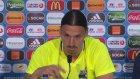 Zlatan Ibrahimovic Milli Takımı Bırakıyor
