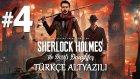 Cinayetin Sırrı | Sherlock Holmes The Devil's Daughter Türkçe Altyazılı Bölüm 4 - Eastergamerstv