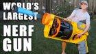 Dünyanın En Büyük Nerf Silahını Yapan Çılgın Adam
