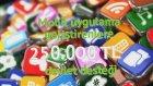Mobil Uygulama Geliştirip Yapanlara Kosgeb'den 250.000 Tl Destek