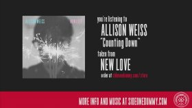 Allison Weiss - Counting Down