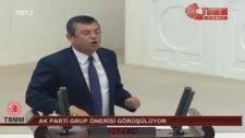 CHP Milletvekili Özgür Özer - Cumhurbaşkanlığı İftarına Eleştiri