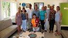 Fanatik Galatasaraylı Engelli Gence İmzalı Forma Sürprizi