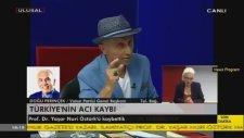 Yaşar Nuri Öztürk'ün Hayatını Kaybetmesi