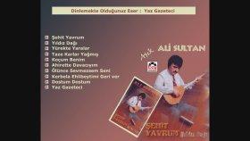 Aşık Ali Sultan   -  Yaz Gazeteci