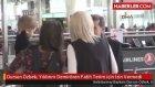 D. Özbek: Yıldırım Demirören Fatih Terim için İzin Vermedi