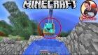 Dev Su Kaydırağı | Minecraft Türkçe Gizemli Dağ | Bölüm 7 - Oyun Portal