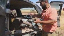 IŞİD'in Katliam Makinesinin İçi İlk Kez Görüntülendi