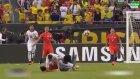 Kolombiya - Şili 0-2 Maç Özeti