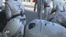 Williams F1 Pit Stop Rekoru