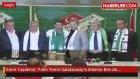 Emre Taşdemir: Fatih Terim Galatasaray'a Giderse Ben de Giderim
