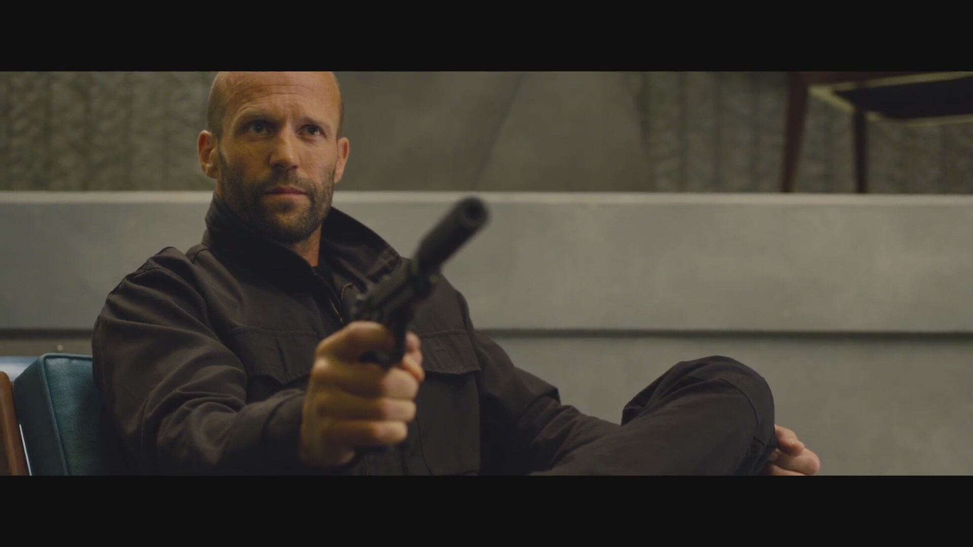 Mechanic Resurrection 2016 Fragman