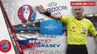 UEFA, EURO 2016'da 6 Hakemi Evine Yolladı
