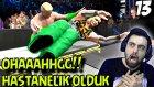 2 Ay Sakatlandik, Hastanelik olduk | 13.Bölüm | Ps 4 | WWE 2K15 Türkçe