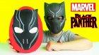 Black Panther DEV Sürpriz Yumurta Açma Oyun Hamuru Marvel Oyuncakları