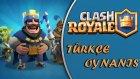 Clash Royale Türkçe : Bölüm 10 / Barbar Arenasında Dehşet Kapışmalar!