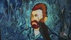 Ebru Yöntemiyle Van Gogh Eseri Yapmak