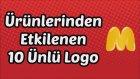 Ürünlerinden Etkilenen 10 Ünlü Logo